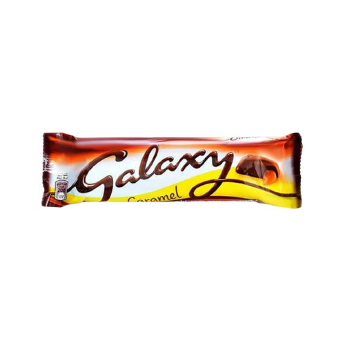Galaxy Caramel Chocolate Bar 40g