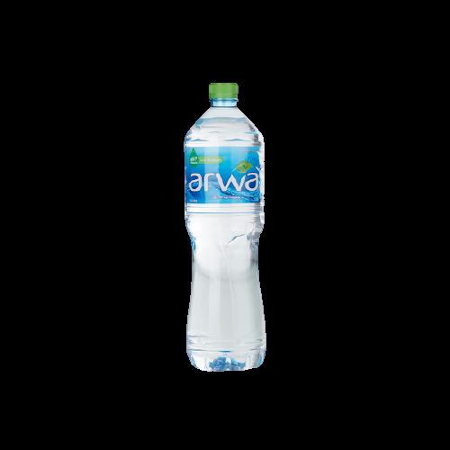 Arwa mineral water 1.5L