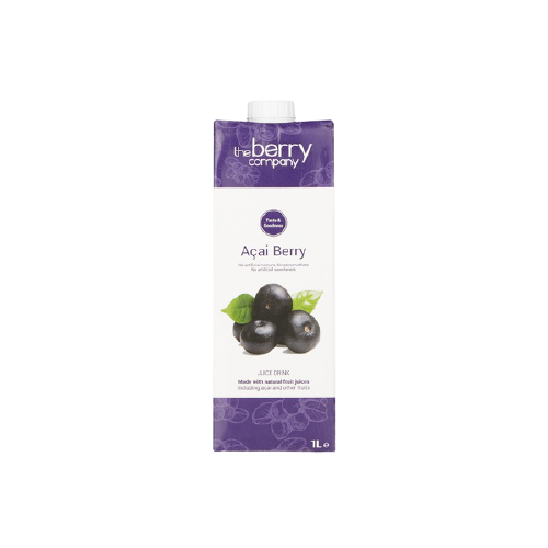 Berry Company acai juice 1L