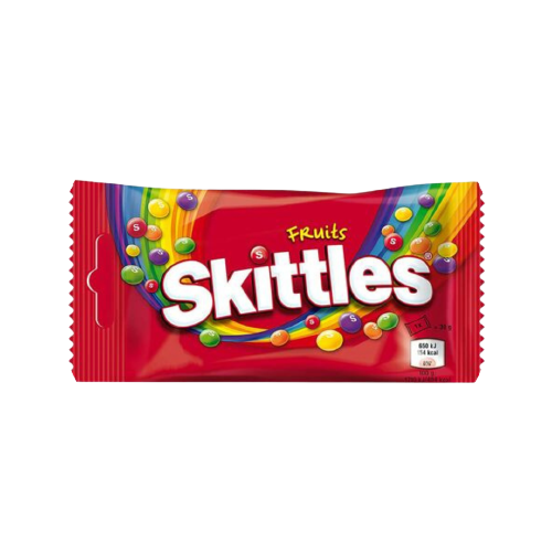 Skittles Fruit Flavour Candy 38g