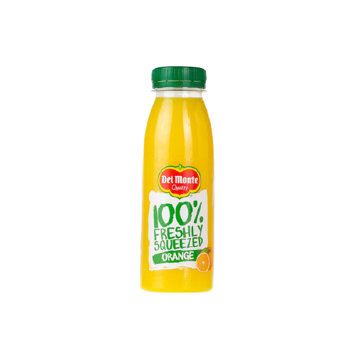 Del Monte fresh orange juice 300ml