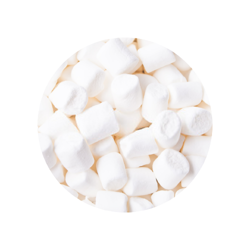 White Mini Marshmallows 1kg