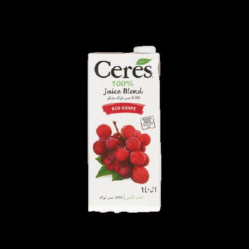 Ceres Red Grape Juice 1L