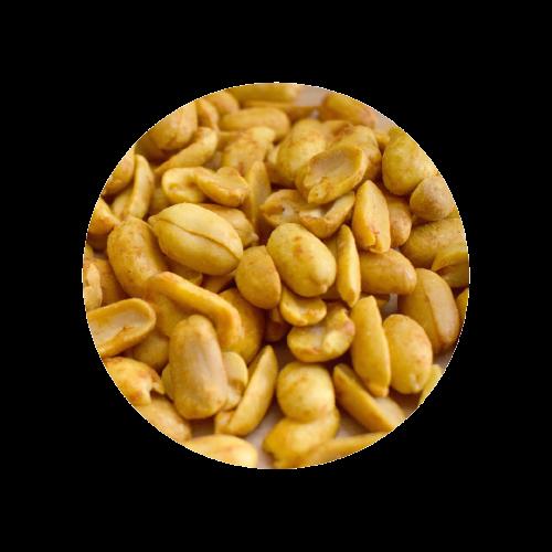 BBQ Peanuts 1kg