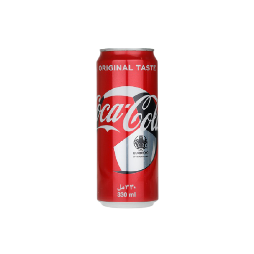 Coca-cola in Can 330ml