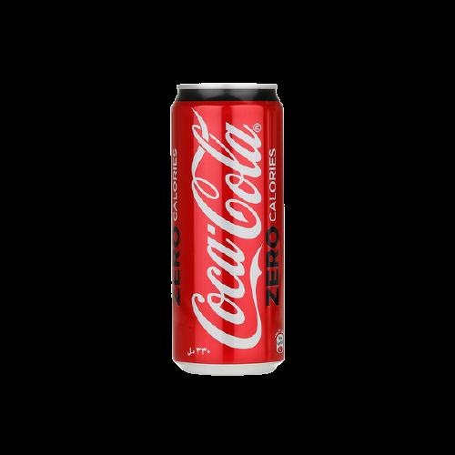 Coca-Cola Zero in Can 330ml