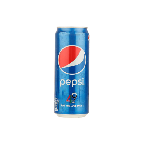 Pepsi in Can 330ml