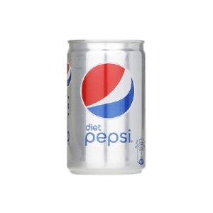 Pepsi Diet in Can 155ml