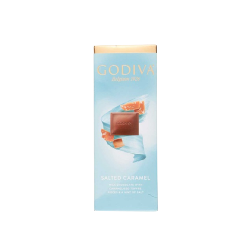 Godiva Sea Salt Caramel Tablet 90g