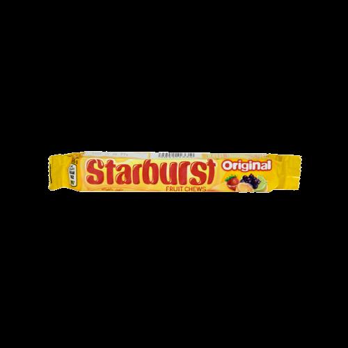 Starburst Fruit Chews Original 45g
