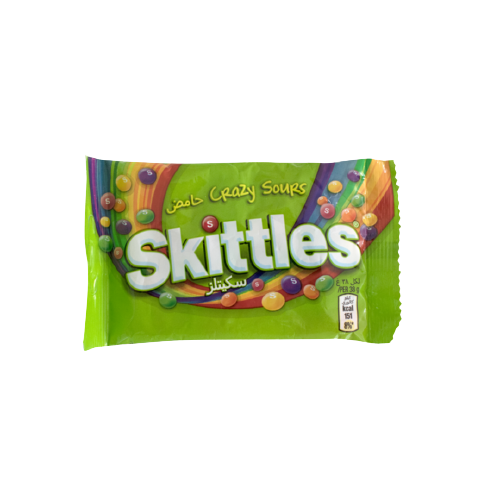 Skittles Candy Sours 38g
