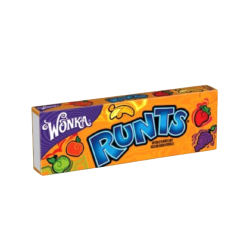 Wonka Runts Regular Candy 51g