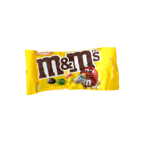 M&Ms Peanuts 45g