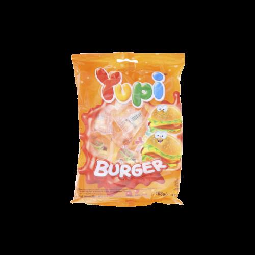 Yupi Gummy Candies Burger 108g