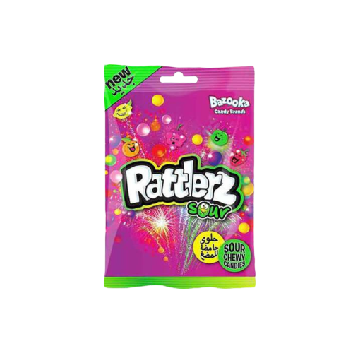 Rattlers Sour Chew Candy 120g