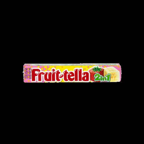 Fruittella Strawberry Banana 32.4g