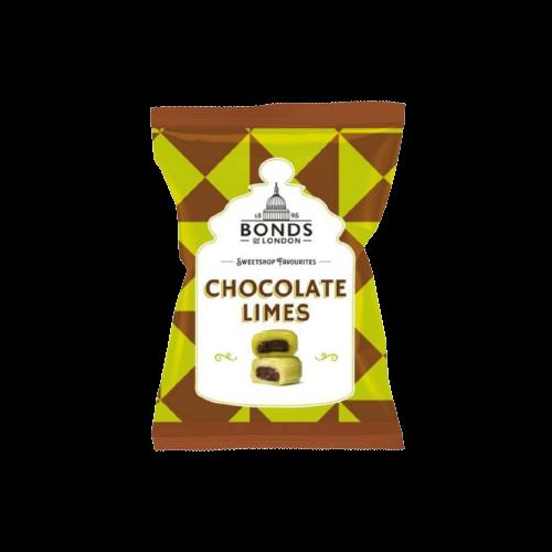Bonds Of London Chocolate Limes 150g