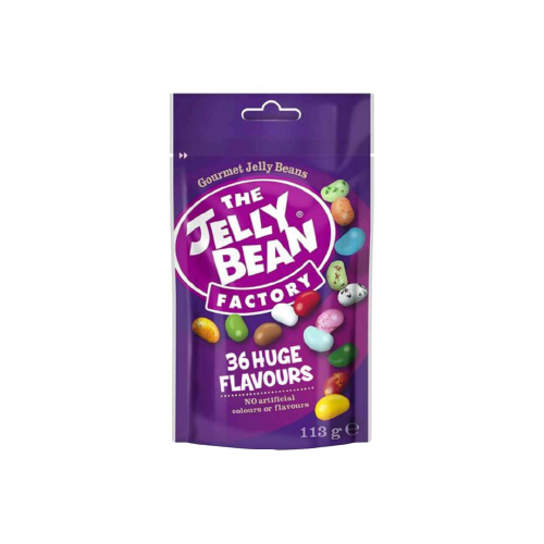 The Jelly Bean Factory 36 Gourmet Flavour Jelly Beans 113g
