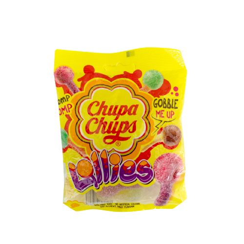 Chupa Chups Lollies 90g