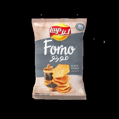Lay's Forno Black Pepper Potato Chips 170g