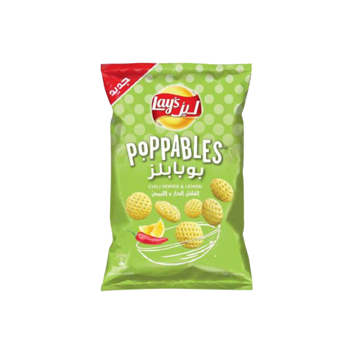 Lay's Poppables Chili Pepper & Lime 150g