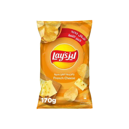 Lay's French Cheese Potato Chips 170g