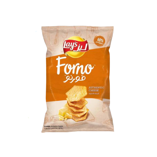 Lay's Forno Authentic Cheese Potato Chips 170g