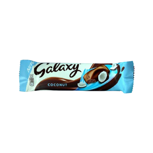 Galaxy Milk Chocolate And Coconut Bar 36g