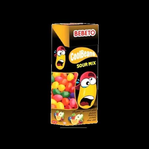 Bebeto Coolbeans Sour Mix 36g