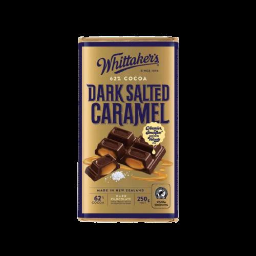 Whittaker's Dark Salted Caramel 250g