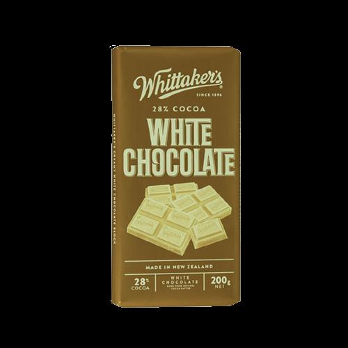 Whittaker's White Chocolate 200g