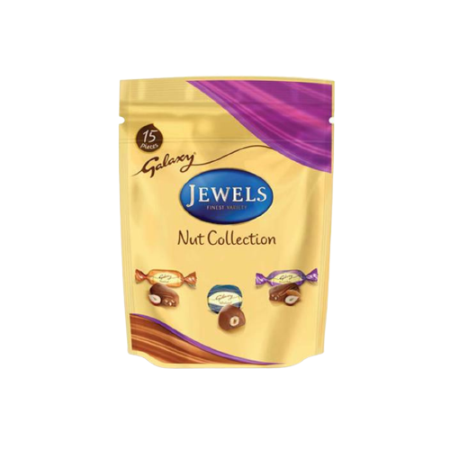 Galaxy Jewels Pouch Nuts 140g
