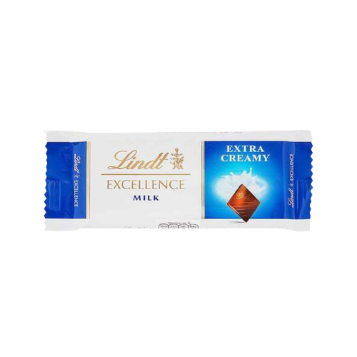 Lindt Excellence Extra Creamy Milk Chocolate 35g