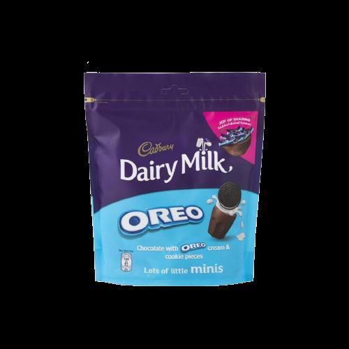 Cadbury Dairy Milk Oreo Minis Chocolate 188g