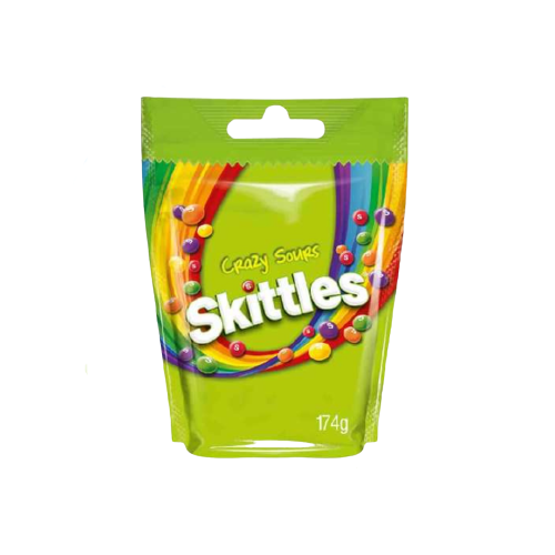 Skittles Candy Sours 174g