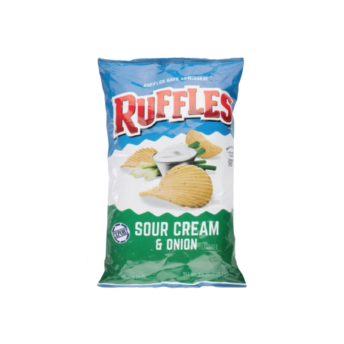 Ruffles Sour Cream & Onion 182g