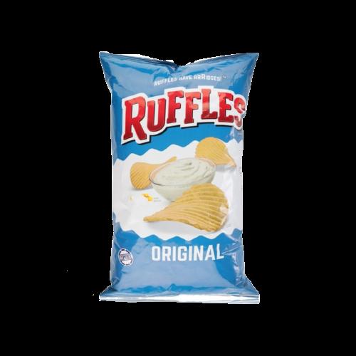 Ruffles Original Potato Chips 420g