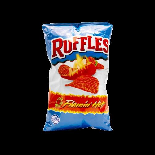 Ruffles Flaming Hot 6.5oz