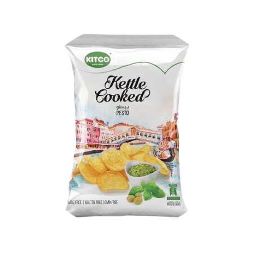 Kitco Kettle Cooked Pesto 150g