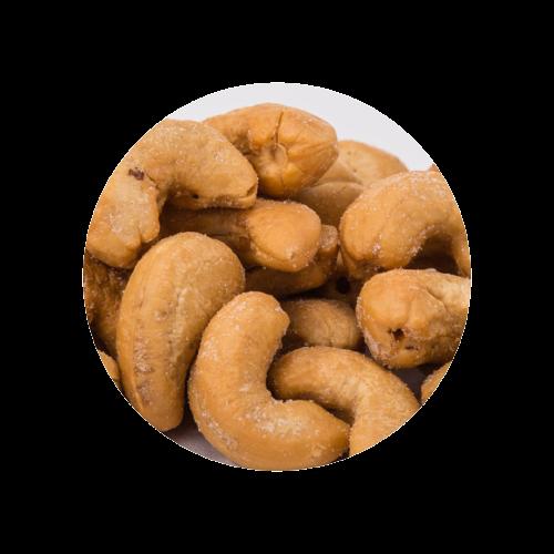 Salted cashews 1kg