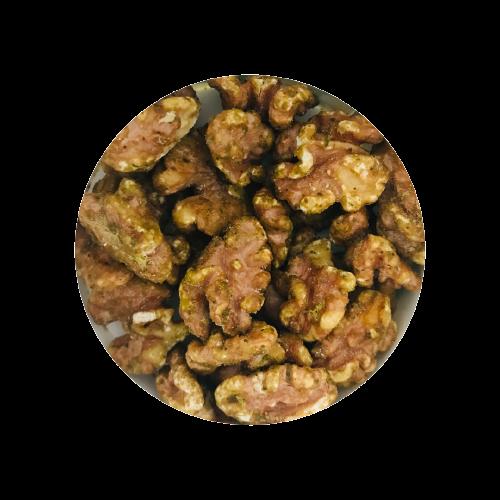 Wasabi Walnuts